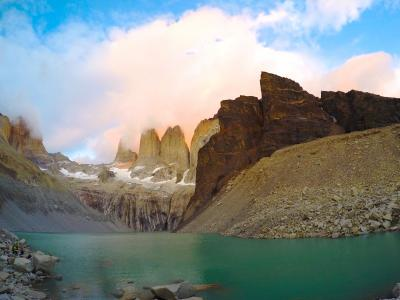 Torres del Paine, Chile Photo by Bailey Hall on Unsplash